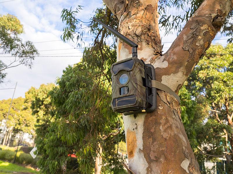камера видеонаблюдения с сим-картой